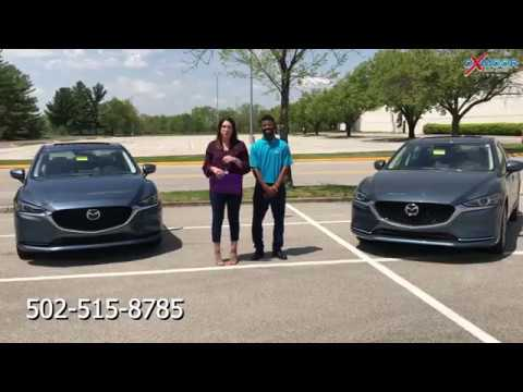 Comparison On 2018 Mazda 6 Grand Touring Touring Reserve For Sale At Oxmoor Mazda Louisville Ky