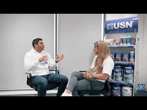 Face of USN 2017 Finalist Interview - Sophie Brewster