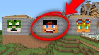 NIEUWE HIDE & SEEK! - Minecraft Survival #188