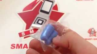 Беруши BMW Motorsport Ear Plugs(, 2013-08-12T08:37:43.000Z)
