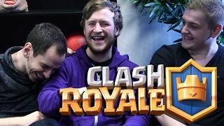 Clash Royale mit Trymacs | Sofa Sonntag
