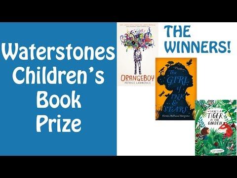 Waterstones Children's Book Prize | Book Awards Season #7