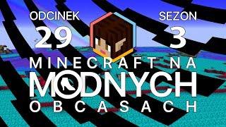 """Minecraft na """"modnych"""" obcasach Sezon III #29 - """"Minecraft Wyspa"""" KONKURS!"""