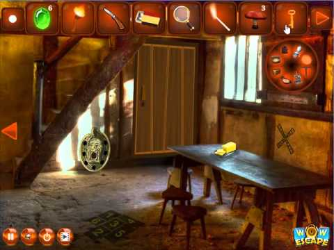 Medieval age house escape video walkthrough youtube for Minimalistic house escape 5 walkthrough