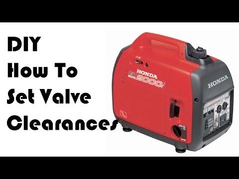 honda eu2000i how to set valve lash youtube rh youtube com honda eu2000i shop manual pdf free