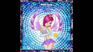 [EXCLUSIVE]Winx Club:Enchantix Full Song Italian*My Version*