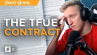Tfue vs FaZe Clan: The Alleged Leaked Contract and FaZe's Response Explained