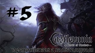 видео Подробное прохождение Castlevania Lords of Shadow 2