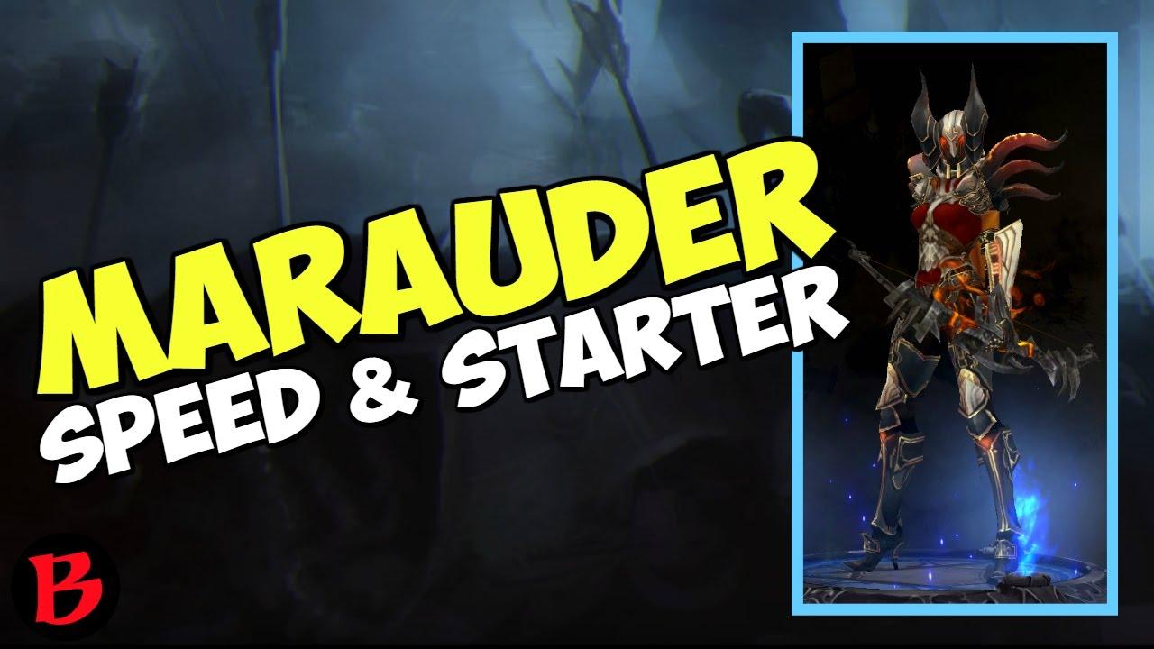 Season  Maurader Build