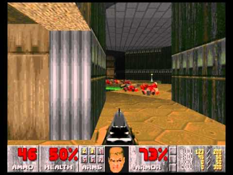 DOOM 1 Gameplay
