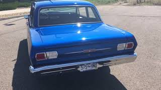1965 Chevy II Nova (Full Rotisserie Restoration) REAL HEAD TURNER!!!