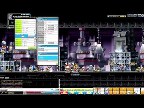 MapleStory Ironman Episode 11  TONS OF LEVELS!