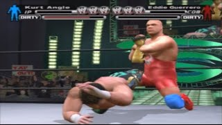 WWE Smackdown VS Raw Finishers