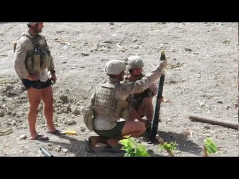 USMC Recon AT THEIR BEST Afghan 2010