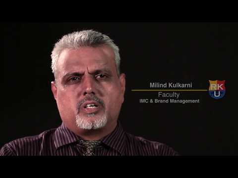 RKU Faculty Speaks- Career in IMC and Brand Management