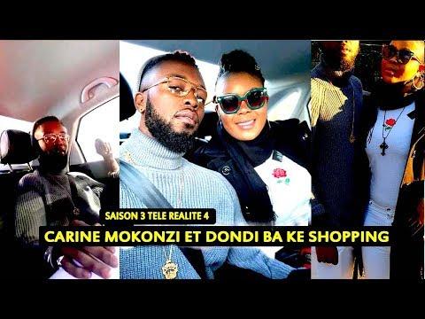 RUSSIE NIVEAUX YA LOVE CARINE MOKONZI ET DONDY SAISON 3 BAKE KOSALA SHOPPING