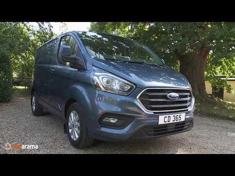 Ford Transit Custom 2019 Review