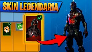 Fortnite cookie skin and legendary