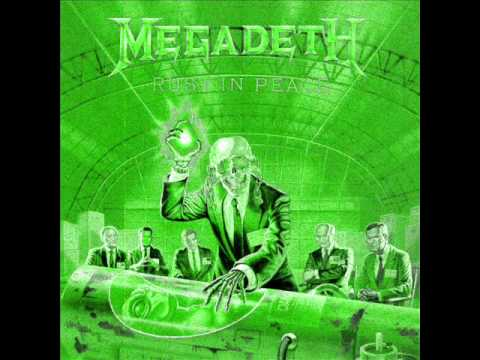 Megadeth   Holy Wars    The Punishment Due   Standard D