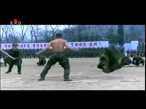 Xem Triều Tiên huấn luyện lực lượng đặc nhiệm   VietNamNet