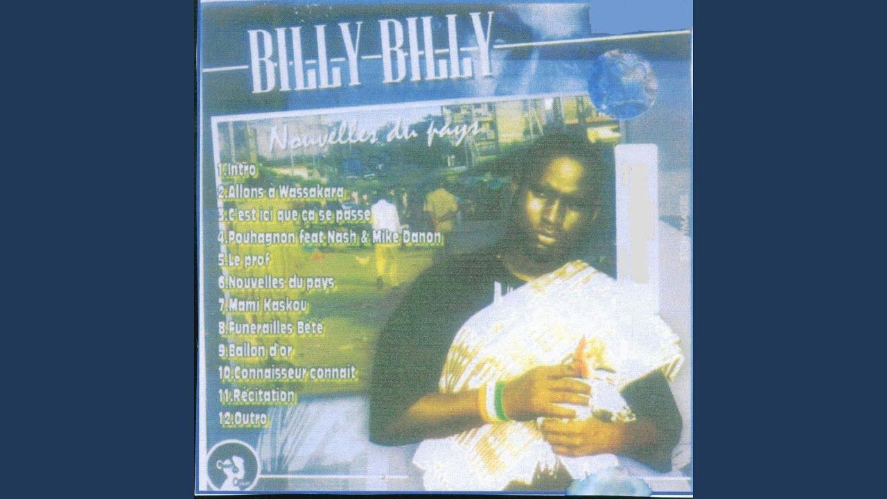 billy billy allons a wassakara