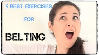 Freya's Singing Tips: Tнe 5 best exercises for BELTING