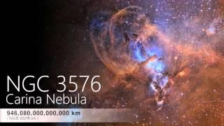 우주의 크기를 km로 환산한다면? (Magnitude of the universe)