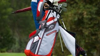 Inside Look at the Latest Callaway Golf Bag Lineup