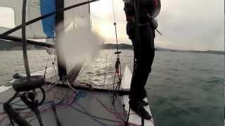 1er sortie des SL 5,2 du Yacht Club de Toulon