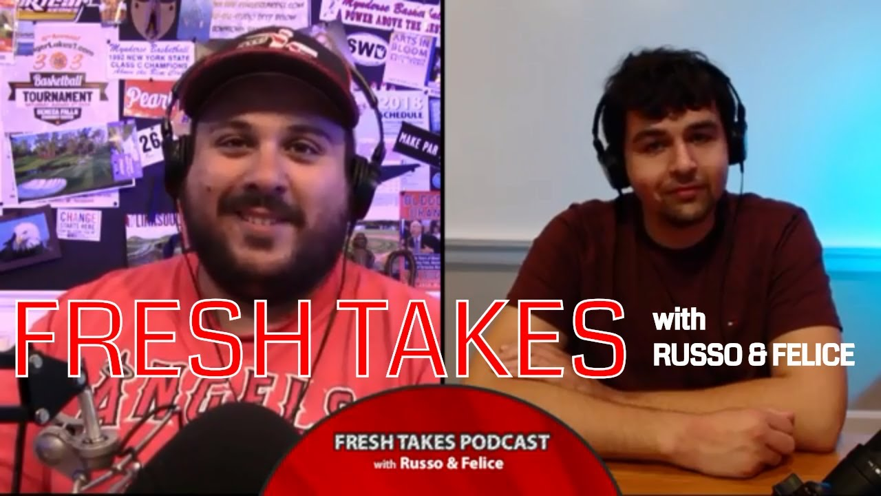 Mario Party, Carrier Dome renovations, baseball playoffs & NFL Week 6 preview .::. Fresh Takes Podcast 10/9/18