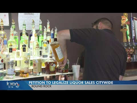 New push to allow cocktail sales at all Round Rock restaurants