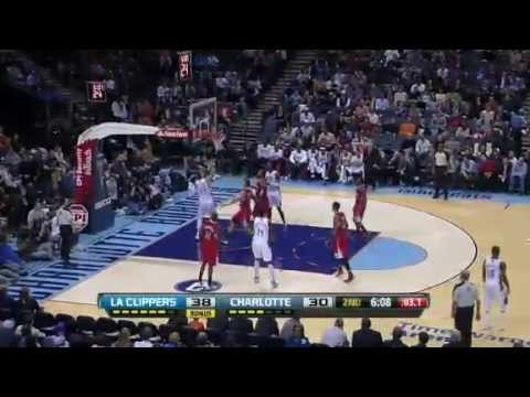 Los Angeles Clippers vs Charlotte Bobcats 12/12/12
