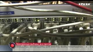 видео Электронные выборы в мире