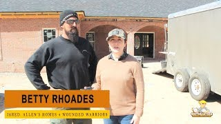 Jared Allen's Homes 4 Wounded Warriors
