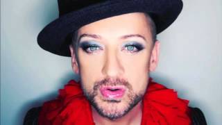 "Boy George, ""These Boots Are Made for Walkin"