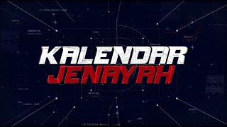 KALENDAR JENAYAH EDISI 9 DISEMBER 2020