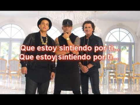 Nota de amor - Carlos Vives feat Wisin y Daddy Yankee - LETRA