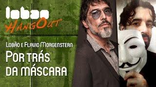 """Hangout com Flavio Morgenstern sobre o livro """"Por trás da Máscara"""""""