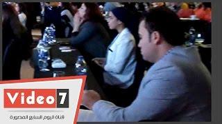 بالفيديو.. مؤتمر صحفى للكشف عن عروض ديزنى