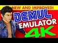 [NEW] DEMUL Emulator Update with 4K Gameplay and Full Guide!