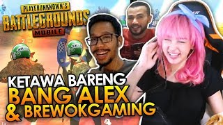 KETAWA ALA BANG ALEX PUBG Mobile Collab 5 FT BANG ALEX BREWOKGAMING