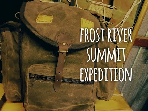 Frost River Summit Expedition Pack   Intro and Overview