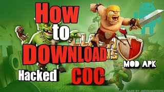 How To Download Coc Mod Apk Easily