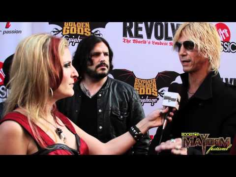 Revolver Golden Gods Duff McKagan's Loaded Interview