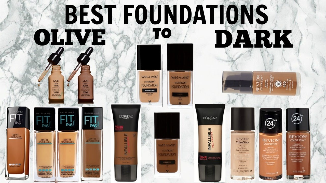 Watch This Brand Has the Best Affordable Foundations for Every Skin Type video