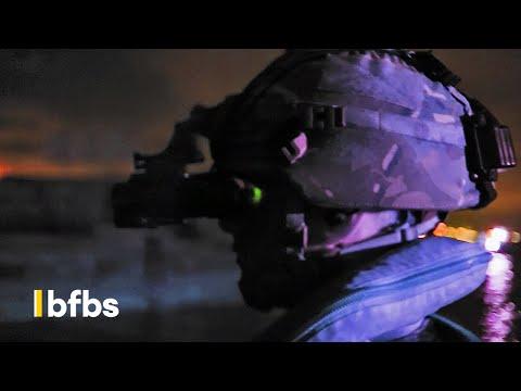 Amphibious Cliff Assault: A Dawn Raid with the Royal Marines | H-HOUR