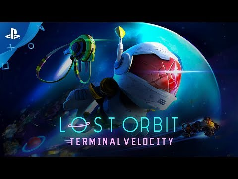 Lost Orbit: Terminal Velocity - Announcement Trailer | PS4