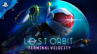 Lost Orbit: Terminal Velocity - Announcement Trailer | PS4