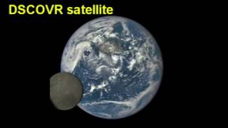 Hoax Bits #1a: DSCOVR Moon Rotation (higher res)