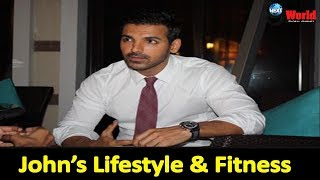 John Abraham Lifestyle, Fitness & Daily Routine | Actor Speaks on his life at Sofit Launch
